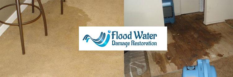 Carpet Flood Damage Restoration Service