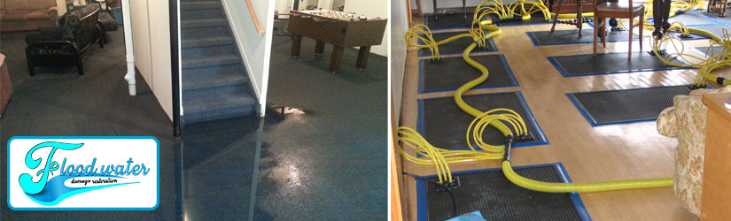 Flood Water Damage Restoration Perth