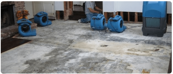 Flood Water Damage Restoration Perth is the solution